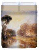 Schloss Rosenau Duvet Cover