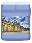 Schloss Sanssouci     Berlin Duvet Cover