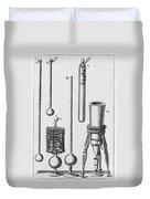 Scientific Instruments Duvet Cover