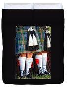 Scottish Festival 4 Duvet Cover