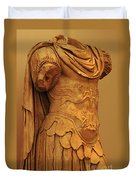 Sculpture Olympia 2 Duvet Cover by Bob Christopher