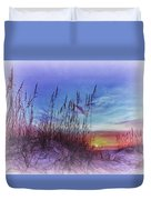 Sea Oats 5 Duvet Cover