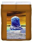 Sea Stack Duvet Cover