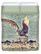 Seagull Flaps Duvet Cover