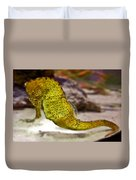Seahorse Of Course Duvet Cover