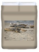 Seal 2 Duvet Cover