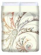 Seashell Duvet Cover
