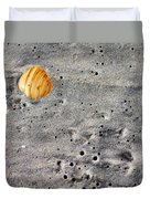 Seashell In The Sand Duvet Cover