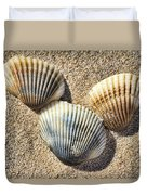 Seashells V2 Duvet Cover