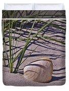 Seashore Scene Duvet Cover