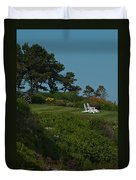 Seaside View Duvet Cover