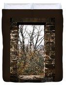 Seasonal View Duvet Cover