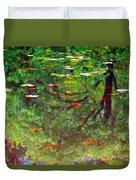 Seasons Reflect Duvet Cover
