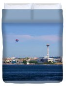 Seattle - American City Duvet Cover