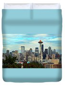 Seattle Duvet Cover