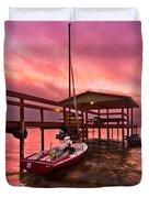 Sebring Sailing Duvet Cover