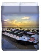 Secret Of The Sea Duvet Cover