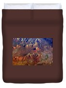 Sedona Arizona Planet Earth Duvet Cover