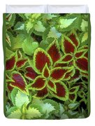 Sedona Floral Duvet Cover