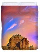 Sedona Glow Duvet Cover