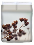Seed Pods 2 Duvet Cover