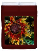 Seeds To Sun Duvet Cover