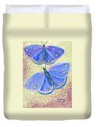 Self Expression Butterfly Duvet Cover