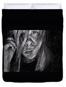 Self Portrait 2011 Duvet Cover