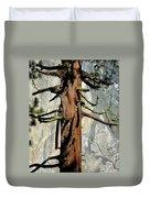Sequoia And El Capitan Duvet Cover