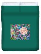 Serendipity Floral Duvet Cover