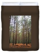 Serene Forest Duvet Cover