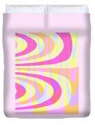 Seventies Swirls Duvet Cover