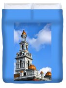 Sevier County Courthouse Duvet Cover