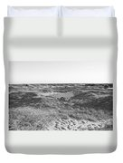 Shackleford Banks Camping Duvet Cover