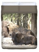 Shaded Resting Place Duvet Cover