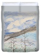 Shades Of Nature Duvet Cover