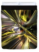 Shadow Abstract Serenity T Fx Duvet Cover