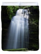 Shadow Falls Duvet Cover