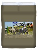 Rodeo Shaking It Up Duvet Cover