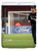Shaktars 2nd Goalkeeper Duvet Cover