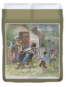 Sharecroppers, 1876 Duvet Cover