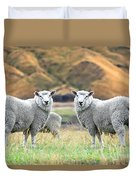 Sheeps Duvet Cover