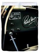 Shelby Cockpit Duvet Cover