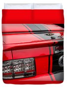 Shelby Gt500 Convertible Duvet Cover