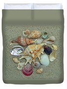 Shell Collection 2 Duvet Cover