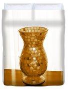 Shell Vase Duvet Cover