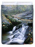 Shenandoah National Park Duvet Cover