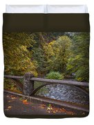 Sheppards Glen Colors Duvet Cover