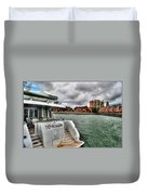 Shore This Is The Life Duvet Cover