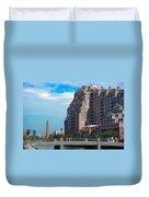 Shot Tower - Baltimore Duvet Cover